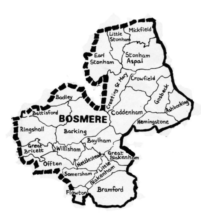 Bosmere Deanery