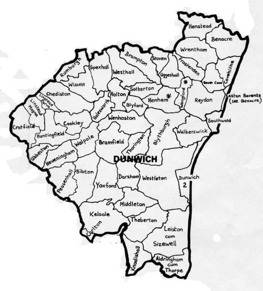 Dunwich Deanery