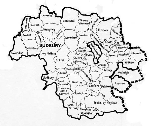 Sudbury Deanery